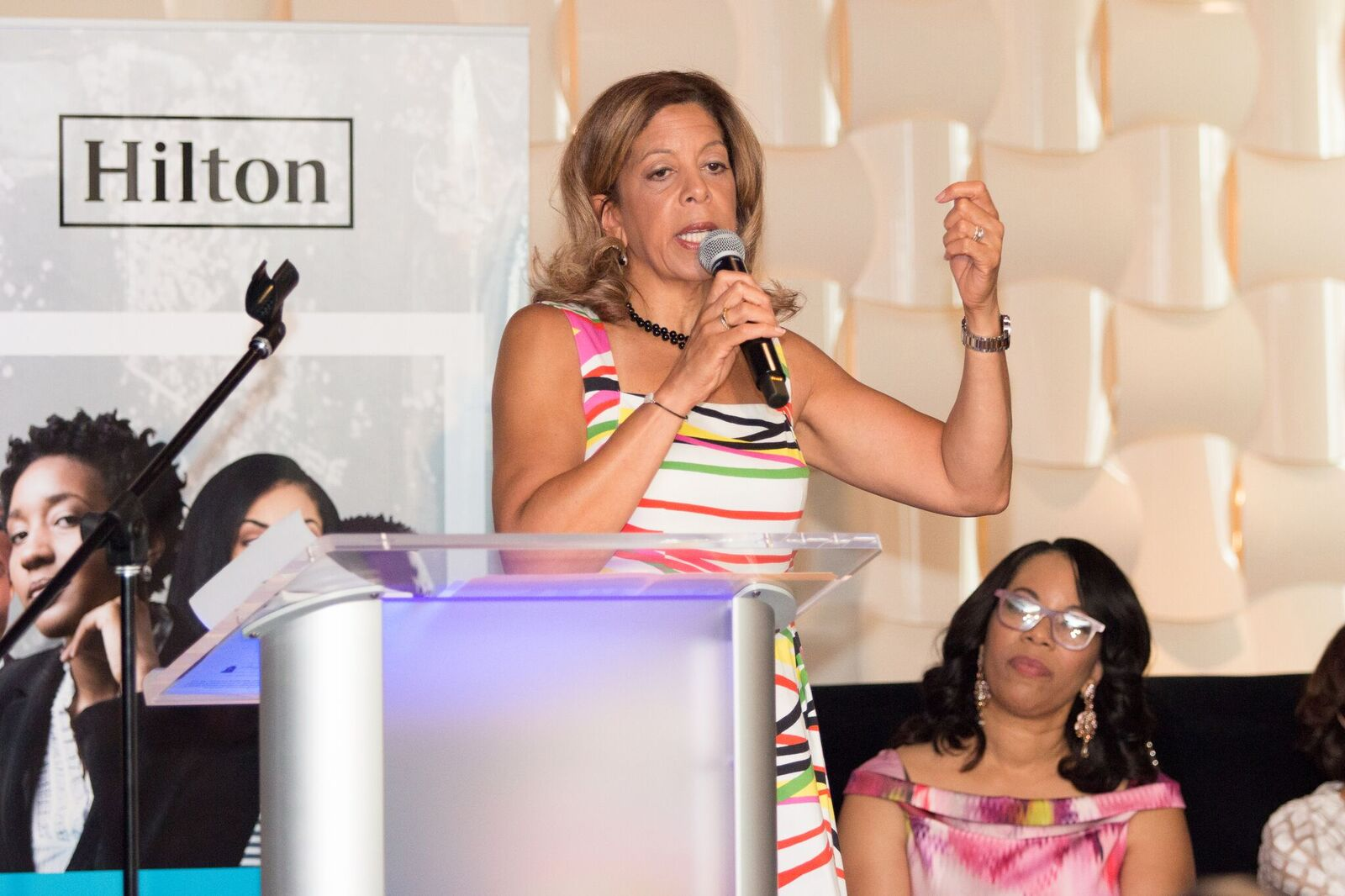Hilton Partners With Non-Profit To Inspire Girls & Women!