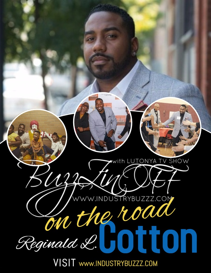 BuzzZinOFF with Lutonya Featuring Reginald L. Cotton