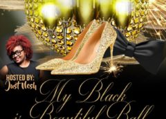 My Black Is Beautiful Ball
