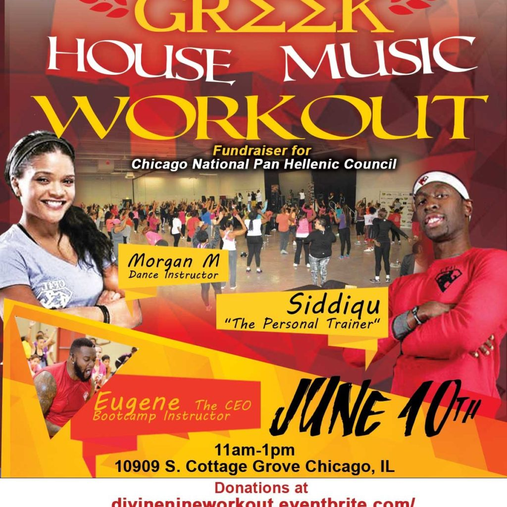Move with a Cause: Chicago Fit 4 Life