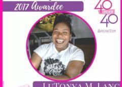 Meet The 40 Under 40 Awardees : November 30, 2017